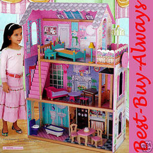 barbies in the dreamhouse